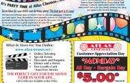 Celebrate Your Birthday - Atlas Cinemas