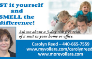 Asthma Sufferers - are you tired of the misery and torment? - Carolyn Reed, Vollara Fresh Air Surround