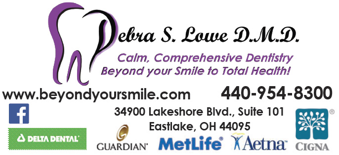 A Healthy Mouth is NOT Optional ... it is a necessity! - Debra S. Lowe, D.M.D.