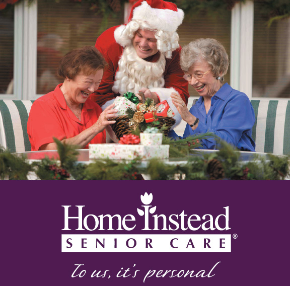 Be a Santa to a Senior - Home Instead Senior Care