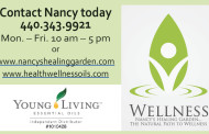 Discover Your Path to Wellness with Essential Oils - Nancy's Healing Garden