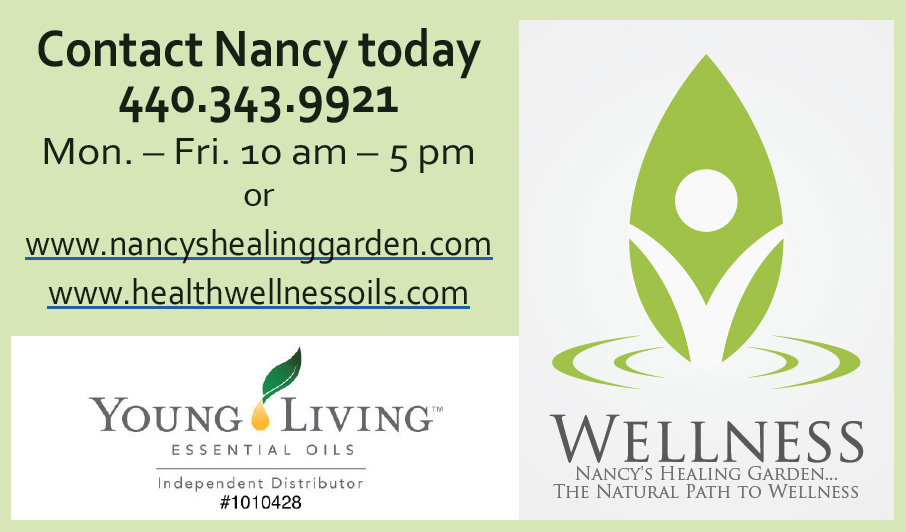 Energy and Vitality is Within Reach For You - Feel the Difference - Nancy's Healing Garden