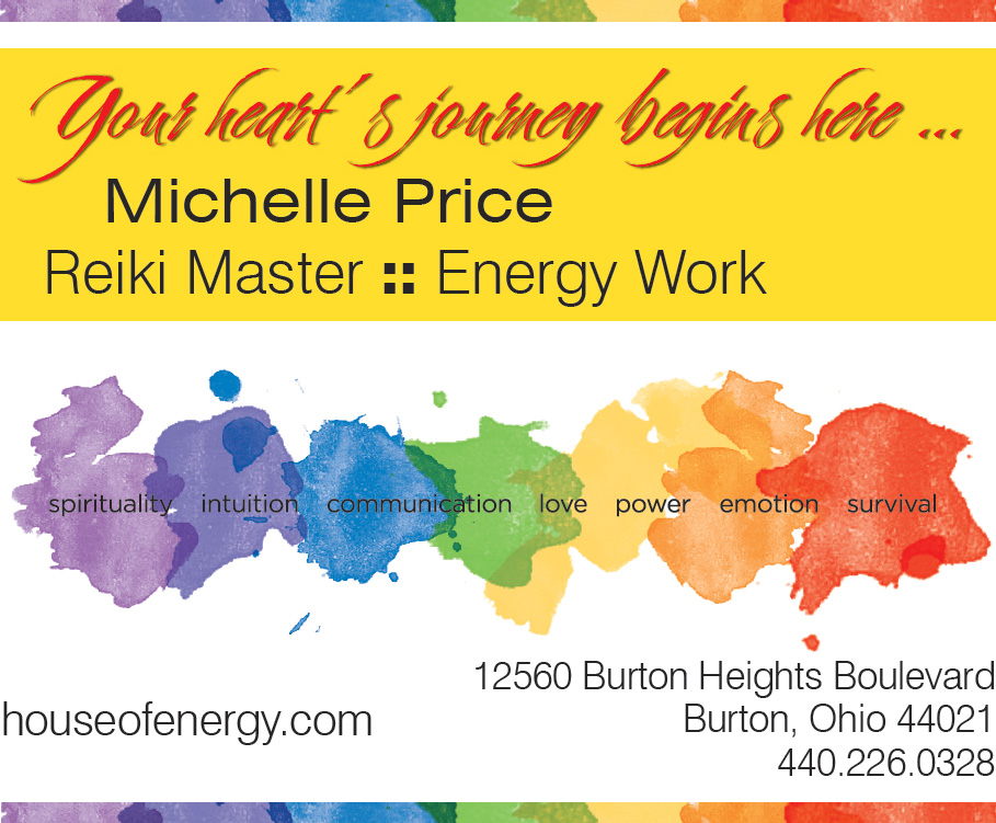 What's Holding You Back? - Michelle Price, Reiki Master :: Energy Work