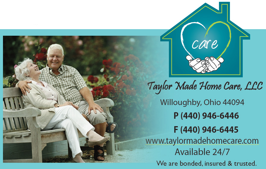 Enjoy Your Family Member and Let Us Do the Rest!  -  Taylor Made Home Care, LLC