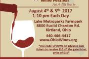 Vintage Ohio Wine Festival - Ohio Wine Producers Association