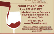 Vintage Ohio Wine Festival - Ohio Wine Producers Association