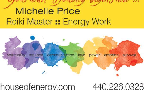 Let Your Inner Light Shine - Michelle Price, Reiki Master & Energy Work