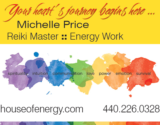 Your Heart's Journey Begins Here - Michelle Price, Reiki Master/Energy Work