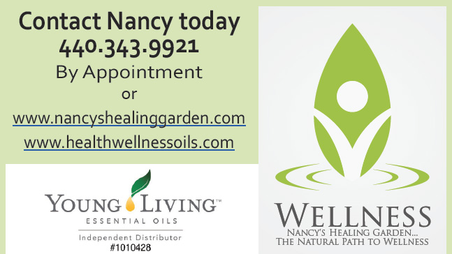 Dr. Nancy is in the House! - Nancy's Healing Garden