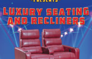 Luxury Seating - Recline, Relax, and Enjoy the Show! - Atlas Cinemas