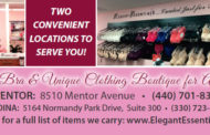 Specialty Bra & Unique Clothing Boutique for All Women - Elegant Essentials