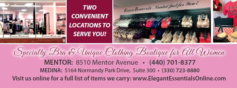 Specialty Bra & Unique Clothing Boutique for All Women - Elegant Essentials