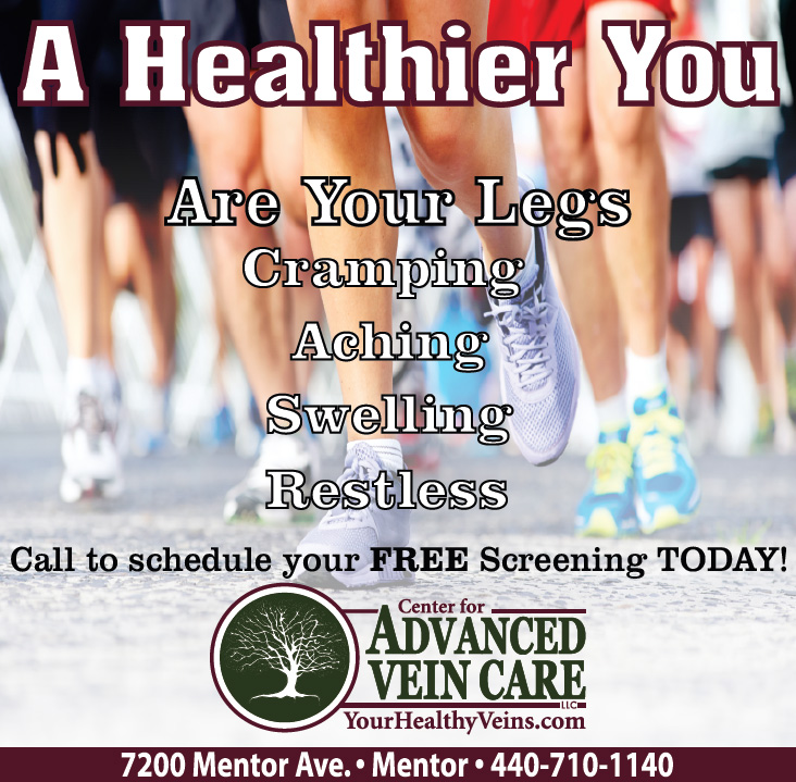A Healthier You - Center for Advanced Vein Care