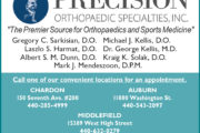 Female ACL Injuries  -  Precision Orthopaedic Specialties, Inc.