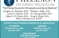 What I Learned from Mother Goose  -  Dr. Michael J. Kellis, Precision Orthopaedics Specialties, Inc.