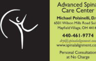 Graceful Aging - Increase the Quality of Your Life  -  Michael Polsinelli, D.C., Advanced Spinal Care Center