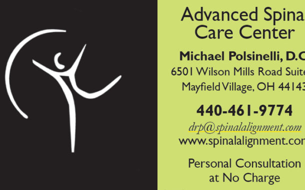 Your Body Can Heal Itself  -  Advanced Spinal Care Center