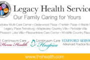 Are you looking for a new career with a company that will invest in you?  -  Legacy Health Services