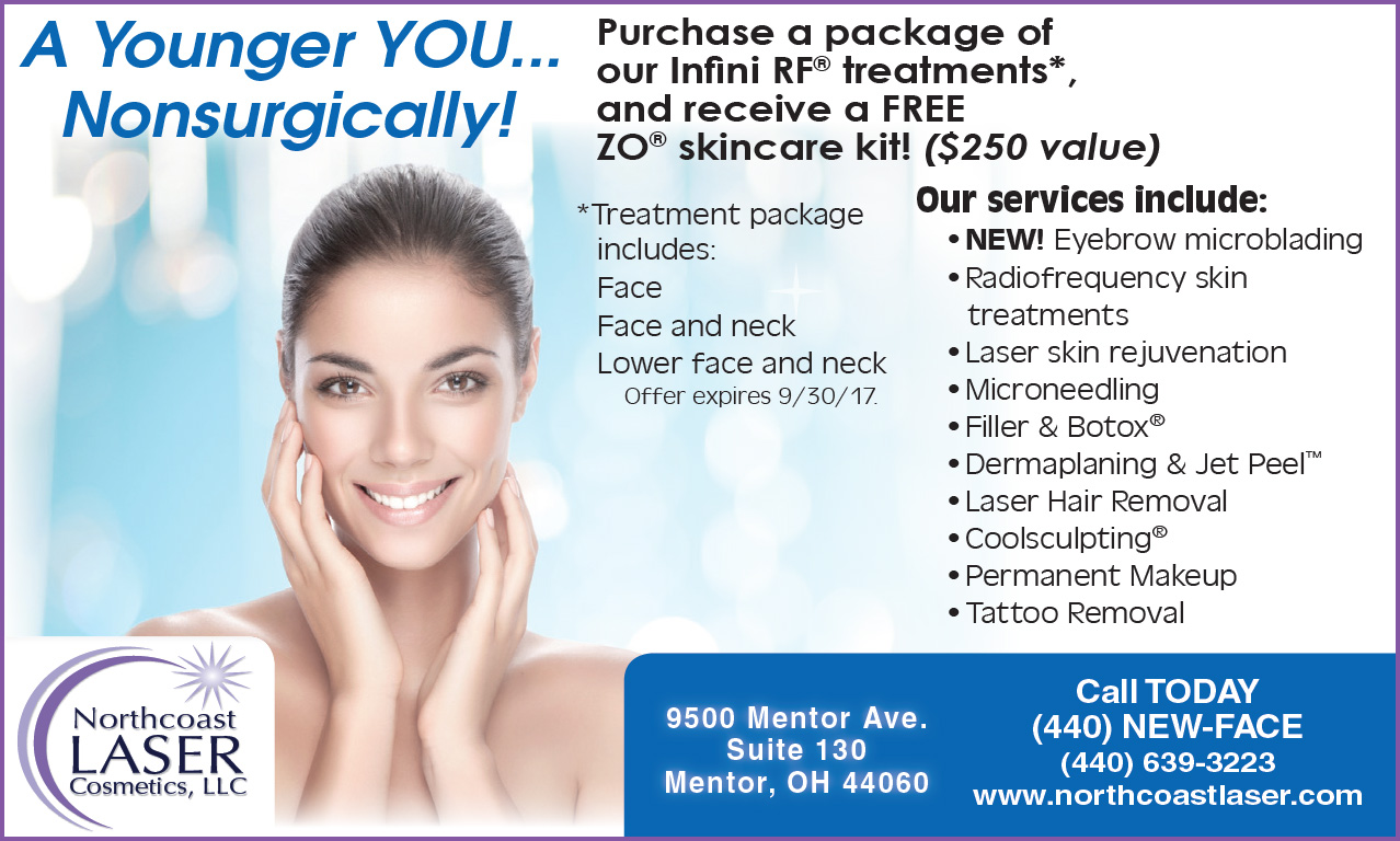 Turn Up The Heat. Look Younger! - Northcoast Laser Cosmetics, LLC