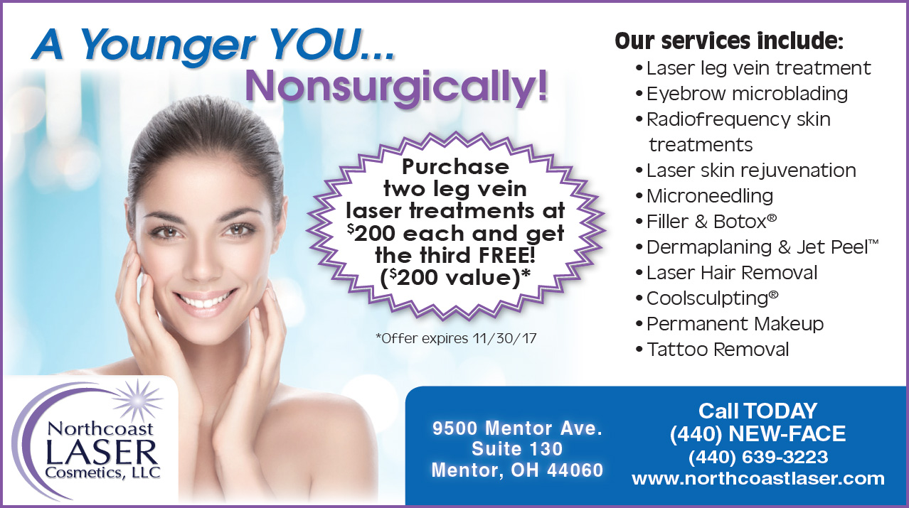 Loyalty. Trust. Beauty. Discover All Three - Northcoast Laser Cosmetics, LLC