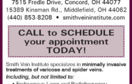 What Are You Waiting For? - Smith Vein Institute