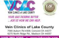Your Spider Veins May Be on Their Last Leg!  -  Vein Clinics of Lake County