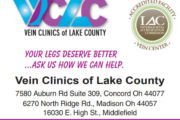 Helping your legs has never been easier.  -  Dr. Razieh Mohseni,  Vein Clinics of Lake County