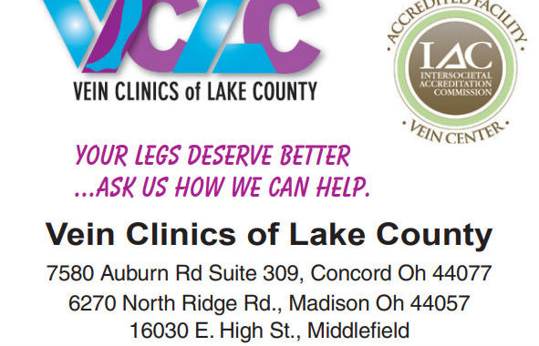 Helping your legs has never been easier  -  Vein Clinics of Lake County