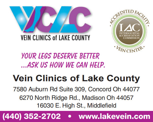 ALL about Your Legs: they deserve better because...YOU DESERVE BETTER!  -  Vein Clinics of Lake County
