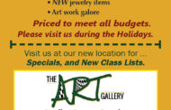 Nirvana Bead Trunk Show  - The Art Gallery