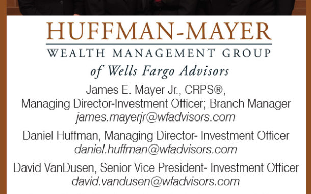 Supporting the Communities in which Our Team Members and Clients Work and Live - Huffman-Mayer Wealth Management Group - Wells Fargo Advisors