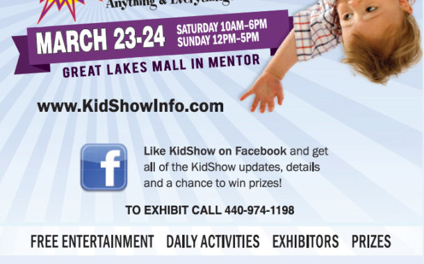 Tips to Tackle the March 23 & 24 KidShow