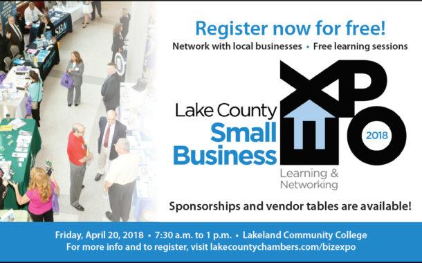 Lake County Small Business EXPO  -  Lake County Chambers