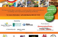 Get Great Ideas and Connections  -  Home & Lifestyle Expo