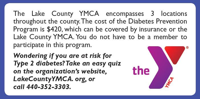 Preventing Diabetes - Lake County YMCA