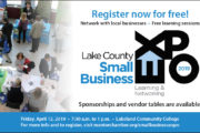 Lake County Small Business EXPO 2019
