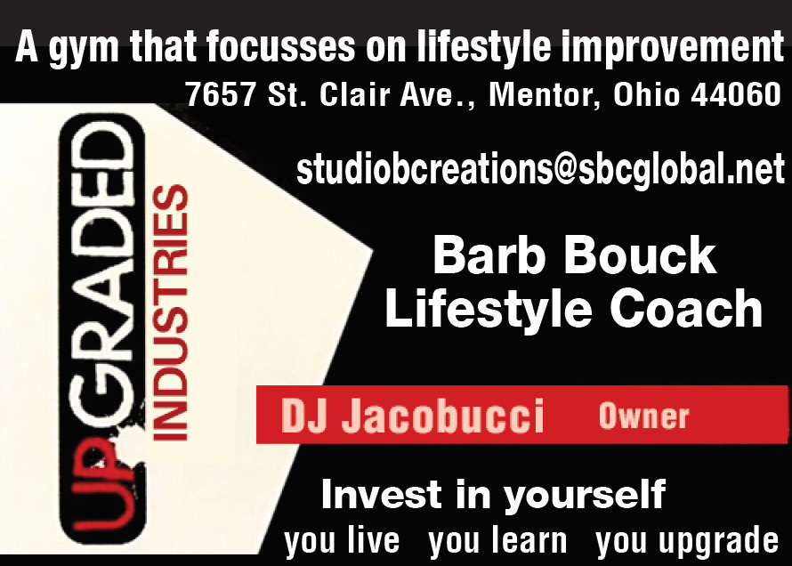 The Time is Now―Get UPGRADED!  -  Barb Bouck, Lifestyle Coach
