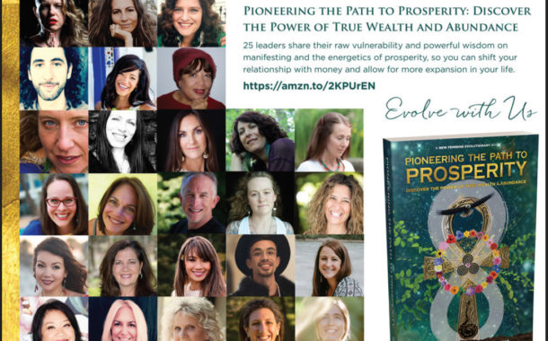BOOK: A New Feminine Evolutionary Look at Prosperity  -  Maribeth Morrissey, Your Empowerment Life Coach, CLP