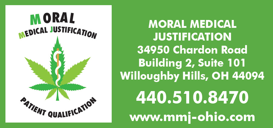 Qualifying for Medical Marijuana in Ohio  -  Moral Medical Justification