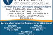 Got Arthritis?  -  Dr. Michael J. Kellis, Precision Orthopaedic Specialties, Inc.