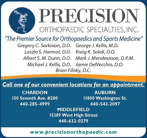 Handling Overuse Injuries  -  Precision Orthopaedic Specialties. Inc.