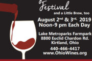 Vintage Ohio turns 25!  -  Vintage Ohio Wine Festival