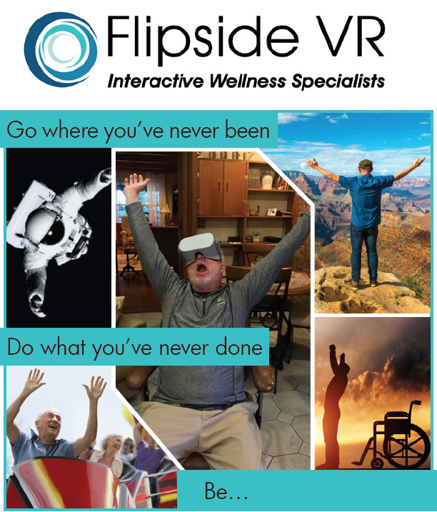 Bringing Patients Meaningful Experiences -  Flipside VR