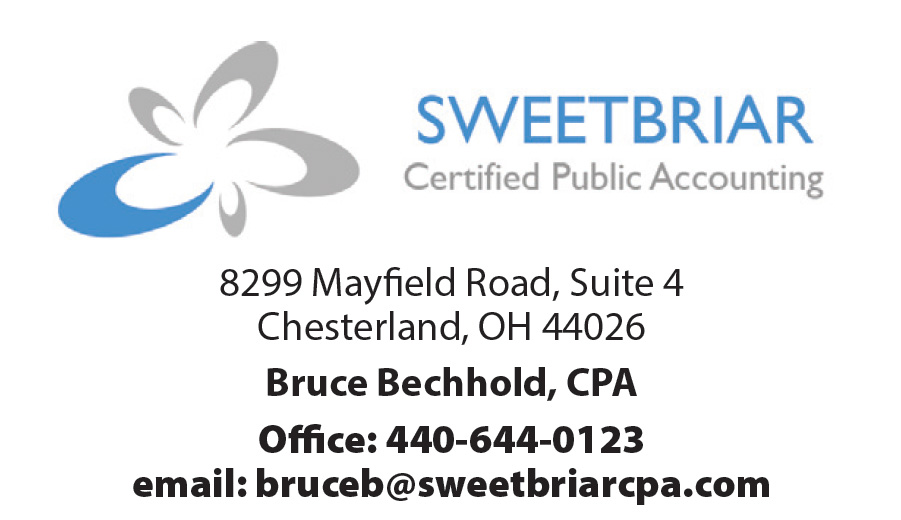 Do you need a CPA at tax time?  -  Bruce Bechhold, CPA, Sweetbriar Certified Public Accounting