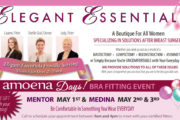 Specializing in Solutions after Breast Surgery  -  Elegant Essentials