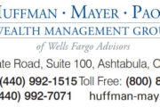 FREE Financial Seminar Series  -  Susan Paolo, Huffman • Mayer • Paolo Wealth Management Group