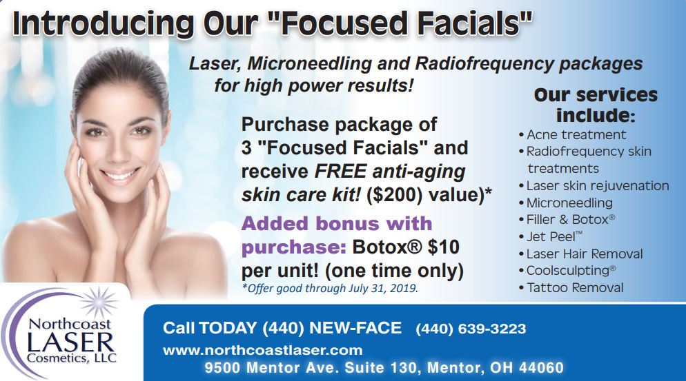 What's Your Beauty Focus?  -  Northcoast Laser Cosmetics, LLC