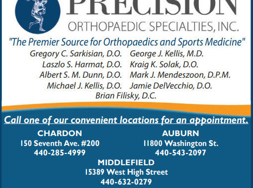 Dr. Mike's Steps to s Longer, Healthier Life  -  Dr. Michael J. Kellis, Precision Orthopaedic Specialties, Inc.
