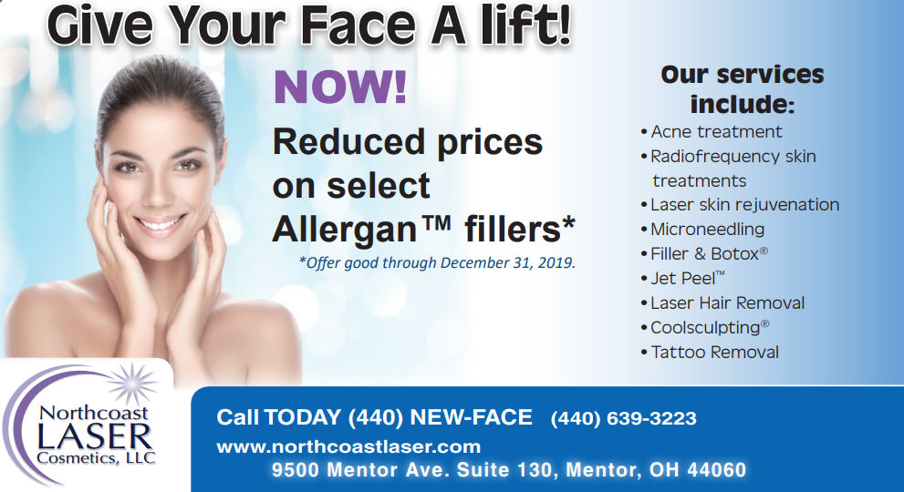 The Aging Face: Who IS That In The Mirror?  -  Northcoast Laser Cosmetics, LLC