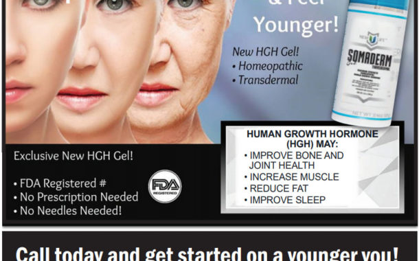 Live, Look & Feel Younger ... The Master Hormone  -  New U Life